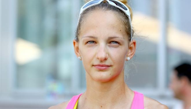 Foto: CSSI Mamaia, transfer de marcă: Andreea Grecu. Obiectiv - Jocurile Olimpice 2018