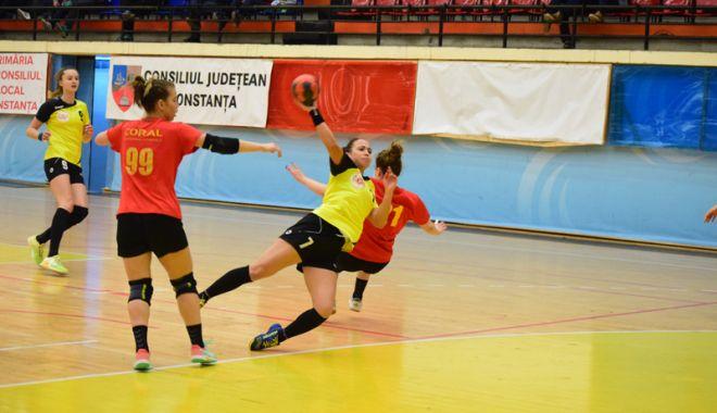 Foto: CSU Neptun va juca pentru locul secund,  la Constanţa, cu CSM Bucureşti ll