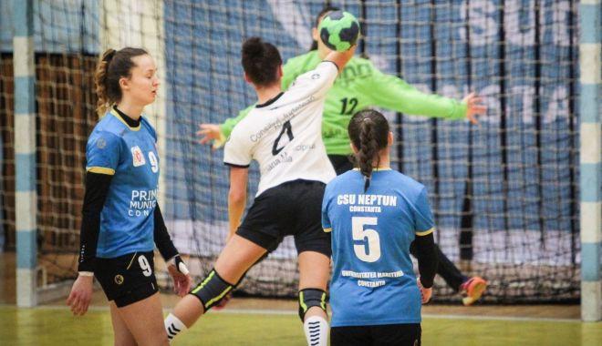 Foto: CSU Neptun pierde derby-ul cu AHCM Slobozia