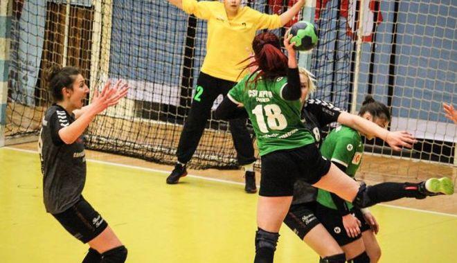 Foto: Divizia A la handbal feminin