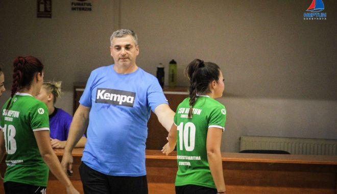 """Foto: CSU Neptun, gata de start! Ivan: """"Nu mă interesează rezultatele în meciurile amicale"""""""
