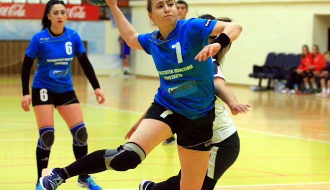Foto: Vor musai victoria! CSU Neptun, duel cu Dinamo, la Sala Sporturilor