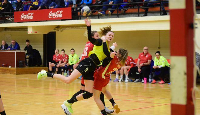 Foto: CSU Neptun Constanţa, fără replică în duelul cu Dinamo Bucureşti