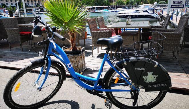 Vești proaste pentru constănțenii care se plimbau cu bicicletele Primăriei - ctbike1-1574757342.jpg