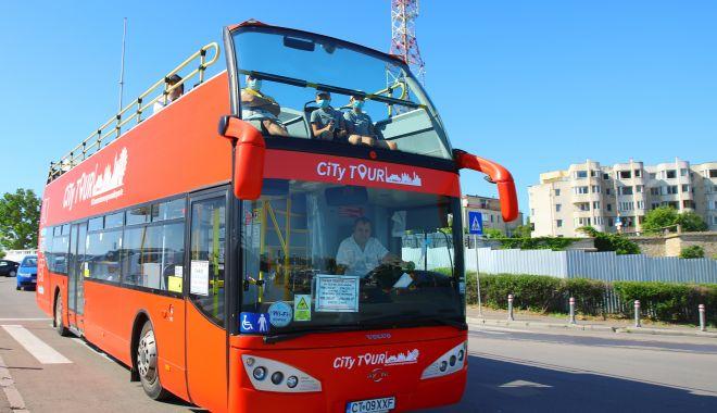CT BUS. Traseu deviat în week-end pentru autobuzele etajate - ctbus-1627647150.jpg