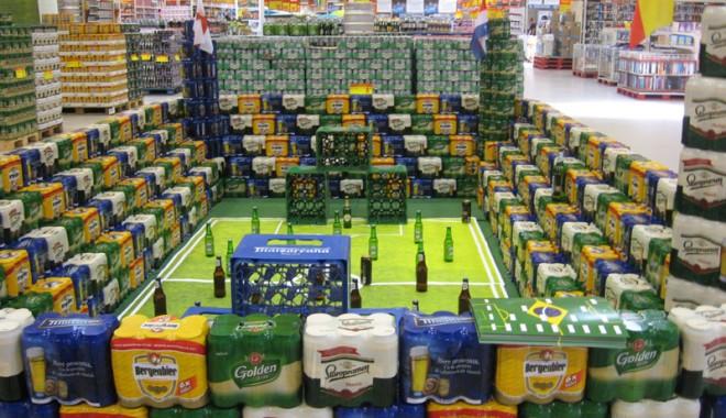 Foto: Cu Auchan exploraţi noi destinaţii pe harta mondială a berii