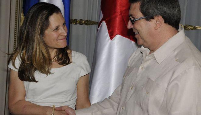 Foto: Cuba, pregătită să ia parte la soluţionarea crizei din Venezuela