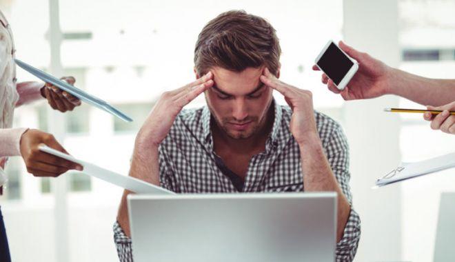 Foto: Stresul îți poate afecta viața – Cum poți scăpa de depresie?
