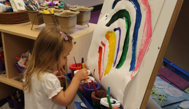Foto: Culoare în Unitate și Diversitate. Expoziție internațională de artă vizuală realizată de copii