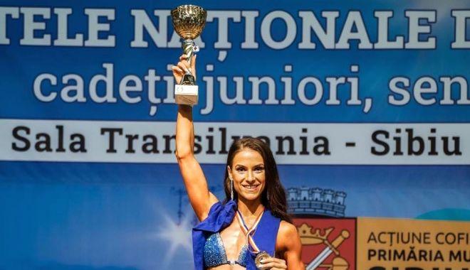 Foto: Culturiştii constănţeni, pe podium la Campionatul Balcanic