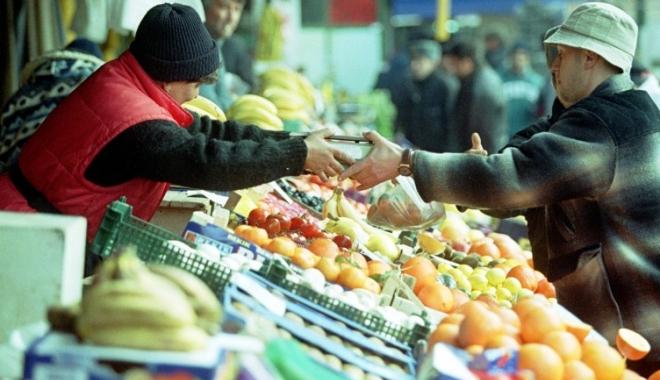 Foto: Cum au evoluat preţurile de consum