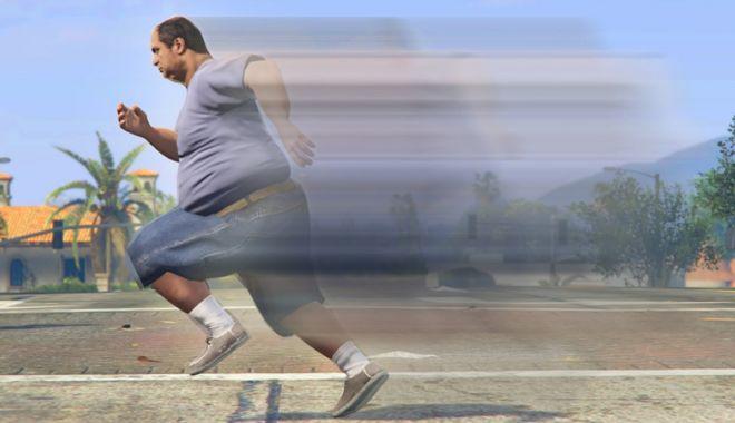 Foto: Cum determini  un om să facă sport