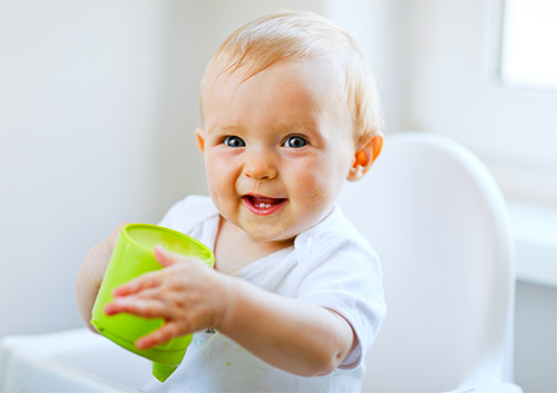 False boli, la nou-născut, care le sperie inutil pe mămici