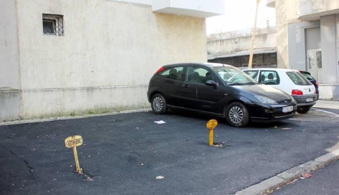 Foto: Cum îşi pot rezerva constănţenii locuri de parcare
