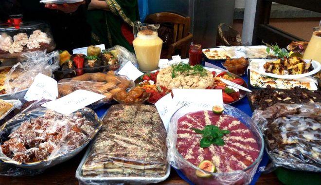 Foto: Concurs de artă culinară tradiţională şi de kureş, la Cumpăna