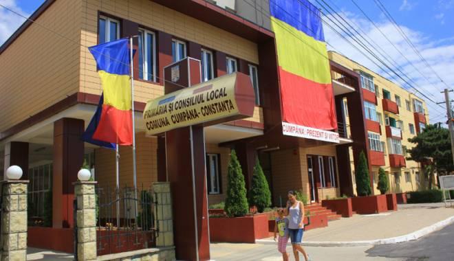 Foto: Oficiali din Belgia, în vizită la Cumpăna