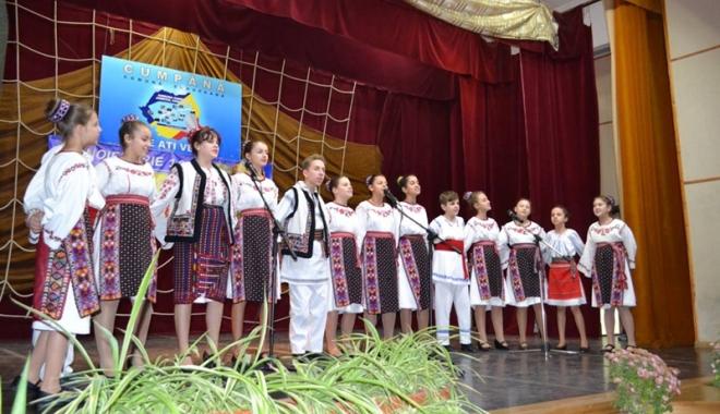 """Foto: Primăria Cumpăna, pregătiri pentru Festivalul """"Dor de Cânt Românesc"""""""