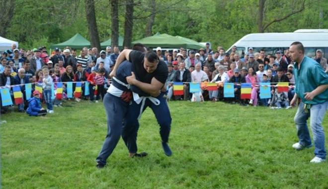 Foto: Primăria Cumpăna, pregătiri  pentru kureş