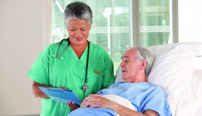 Foto: Cum pot cere ajutor medical vârstnicii nevoiaşi  din Constanţa
