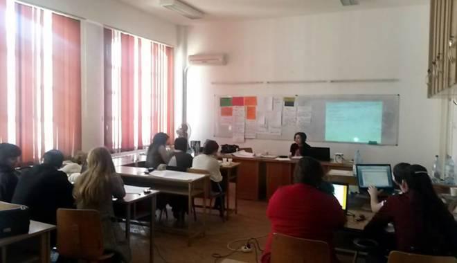 Foto: Cum pot preda profesorii constănţeni prin metoda jocurilor
