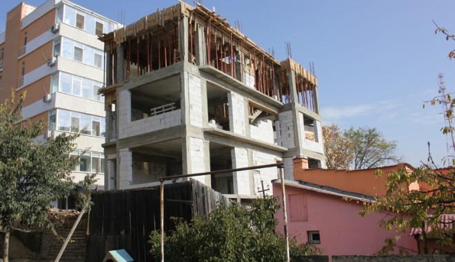 Foto: Cum să ridici un bloc în Constanța, în mai puțin de o lună de zile