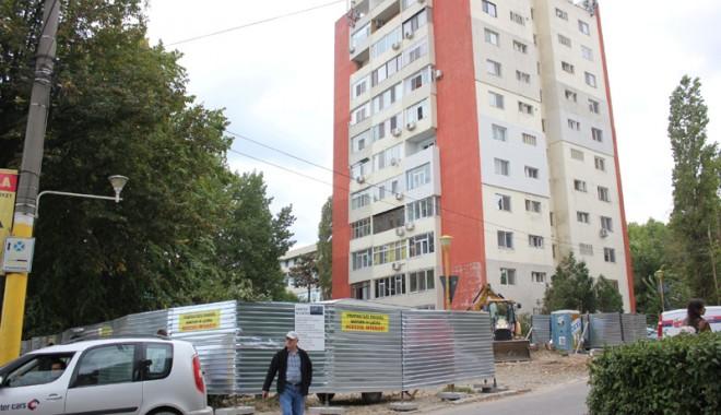 Foto: Galerie FOTO. Dezvoltare imobiliară sub balcoanele altora. Cum s-a transformat zona Tăbăcărie, în ultimii ani