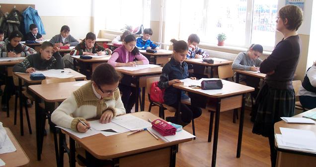 Foto: Cum se vede învăţământul românesc în Uniunea Europeană