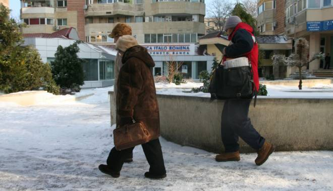 Foto: Cum va fi vremea de Revelion, la Constanţa