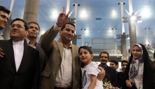 Foto: Cunoscut expert iranian în tehnologii nucleare, executat!