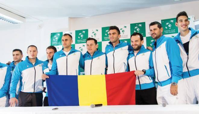 Foto: România-Slovacia, în week-end, la TC Idu din Mamaia