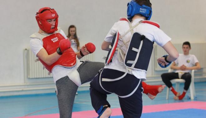 Foto: Cupa Extrem Fight, în week-end,  la Sala Sporturilor
