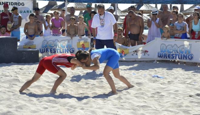 Foto: Cupa Callatis la lupte pe plaj�,  gata de startul celei de-a 30-a edi�ii
