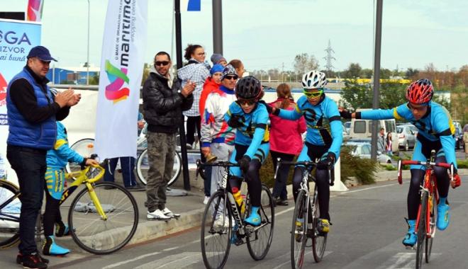 Foto: Cupa Mării Negre la ciclism şi-a desemnat învingătorii