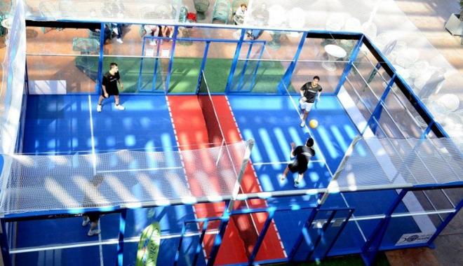 Foto: Cupa Intercontinentală de padbol va avea loc în Sala Sporturilor