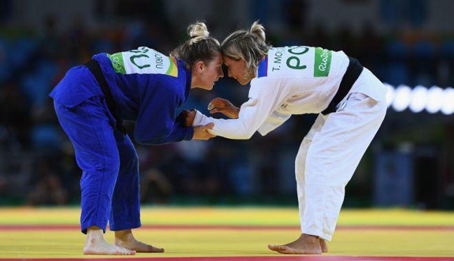 Foto: Cupa Mării Negre la judo, în week-end, la Sala Sporturilor