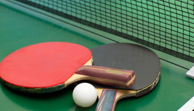 """Foto: Cupa """"Sport  pentru Sănătate""""  la tenis de masă"""