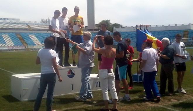 """Foto: Câştigătorii Cupei Farul - """"Memorial Constantin Craiu"""" şi ai Trofeului """"Claudiu Bujin"""""""