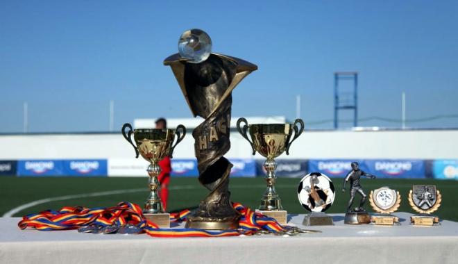 Foto: Cupa Hagi Danone U12 îşi alege noua regină a competiţiei