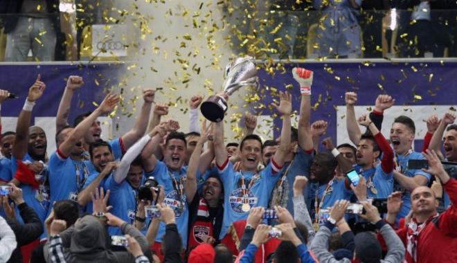 Foto: Decizie ŞOC în fotbalul românesc. Au DESFIINŢAT Cupa Ligii!