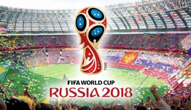Foto: Totul despre Campionatul Mondial de fotbal din Rusia 2018