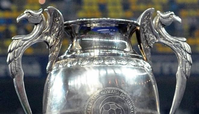 Foto: Fotbal: Iată când se va stabili programul din optimile Cupei României