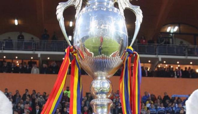 Foto: S-au tras la sorţi optimile Cupei României. Meci dificil pentru FC Viitorul
