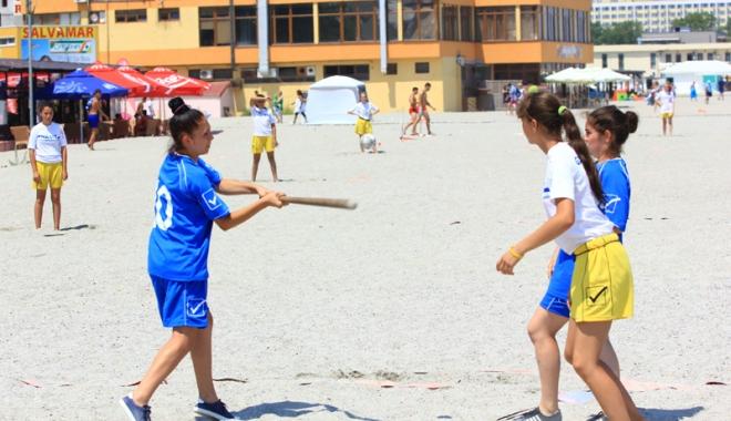 Foto: Cupa României la Oină, în acest week-end, la Constanţa