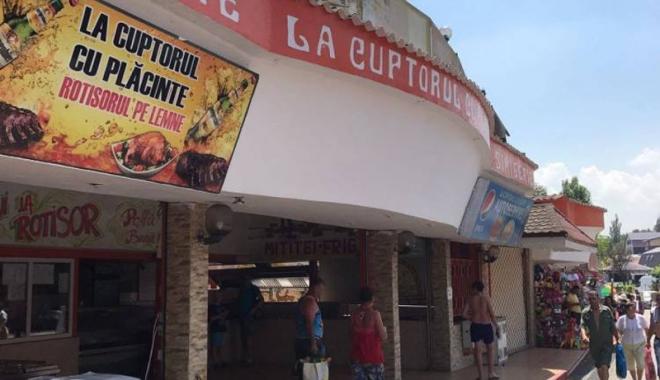 Foto: Atenţie unde mâncaţi în Satu de Vacanţă! Închis de DSV şi OPC , Cuptorul cu plăcinte încă funcţionează normal