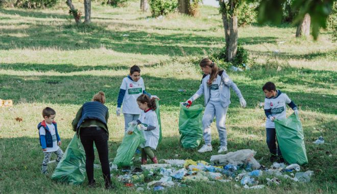 Foto: Implică-te şi tu, pentru un oraş mai curat!