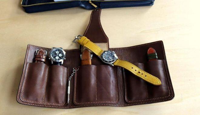 Curelele de ceas, afacere dezvoltată prin Start-Up Nation - cureleledeecas-1559157433.jpg