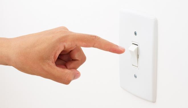 Foto: Fără curent electric  în mai multe localităţi din judeţ