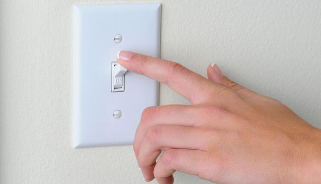 Foto: Se opreşte curentul electric în judeţ. Ce localităţi sunt afectate