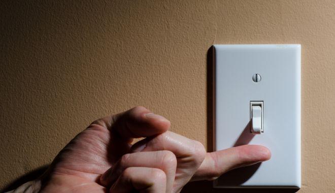 Foto: Centrul Constanţei, fără curent electric