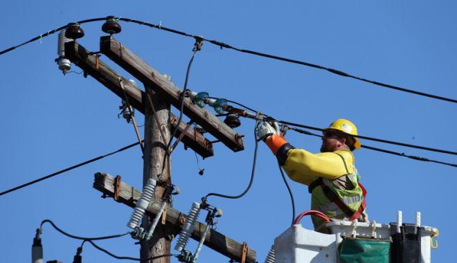 Foto: Rămânem fără curent electric. Care sunt zonele afectate
